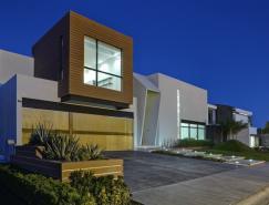 墨西哥Cubo现代别墅设计