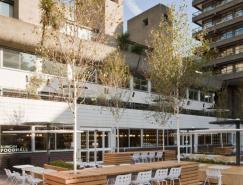 英国Barbican餐厅设计