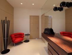 莫斯科TriumfPalas复式公寓室内设计