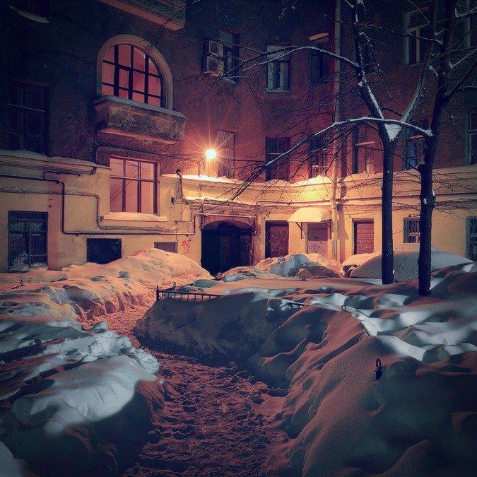 AndreyPomyantovskiy美丽的城市风光摄影