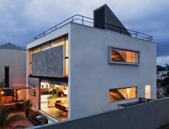 巴西MiranteDoHorto住宅设计