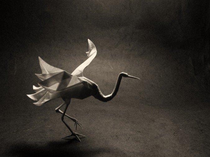 50个神奇的折纸艺术作品欣赏
