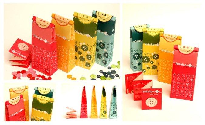 11个国外创新包装设计欣赏