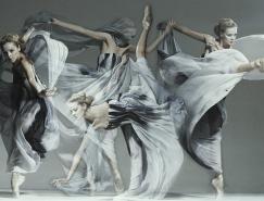芭蕾如梦:JanMasny时尚摄影欣赏