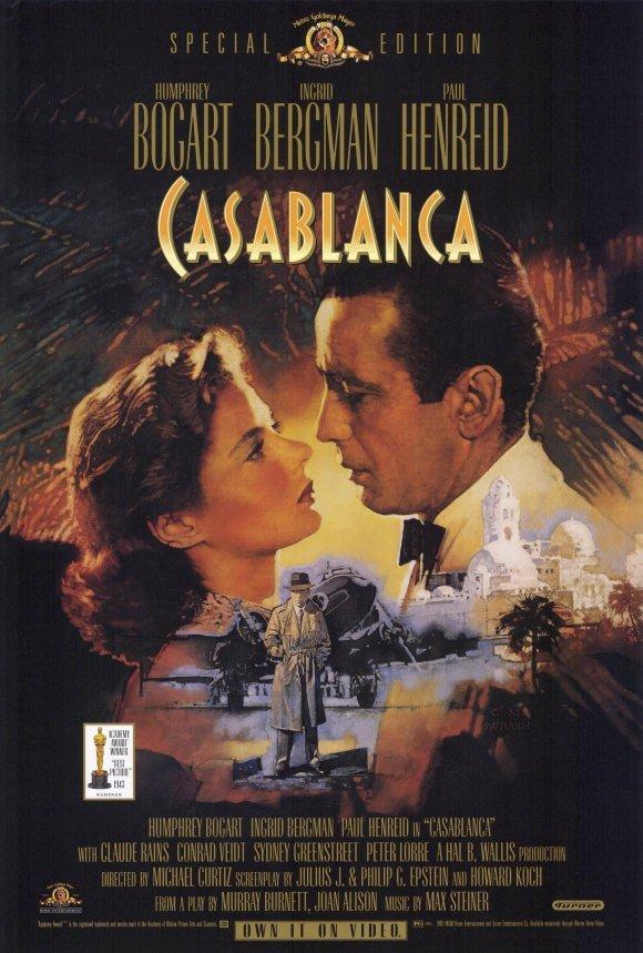 上世纪30-80年代国外经典电影海报设计欣赏