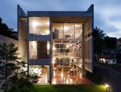 巴西Querosene住宅设计