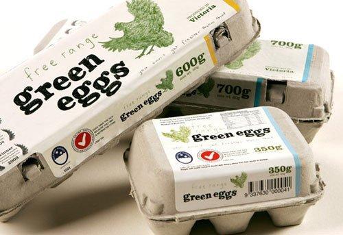 45款国外优秀食品包装设计欣赏
