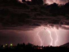 大自然的另一面:风暴和闪电
