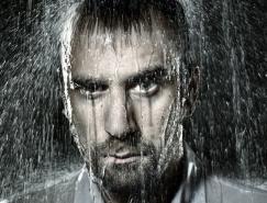 NicolasDumont的雨中肖像摄影