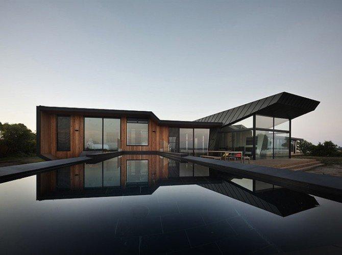 澳大利亚内陆(outback)海滨别墅设计