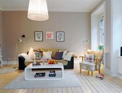 北歐現代設計風格公寓設計