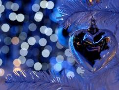 漂亮的圣诞节散景(Bokeh)摄影照片(二)