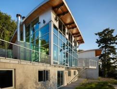 Lawrence建筑事务所:西雅图现代别墅设计