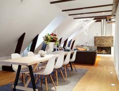 Stadshem小户型公寓设计