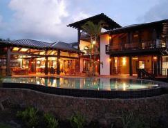 建筑欣赏:异国情调的夏威夷