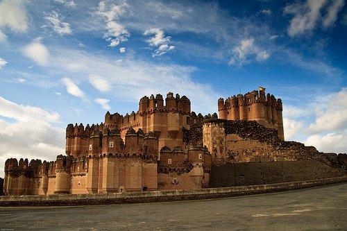 40个全球最漂亮的城堡图片