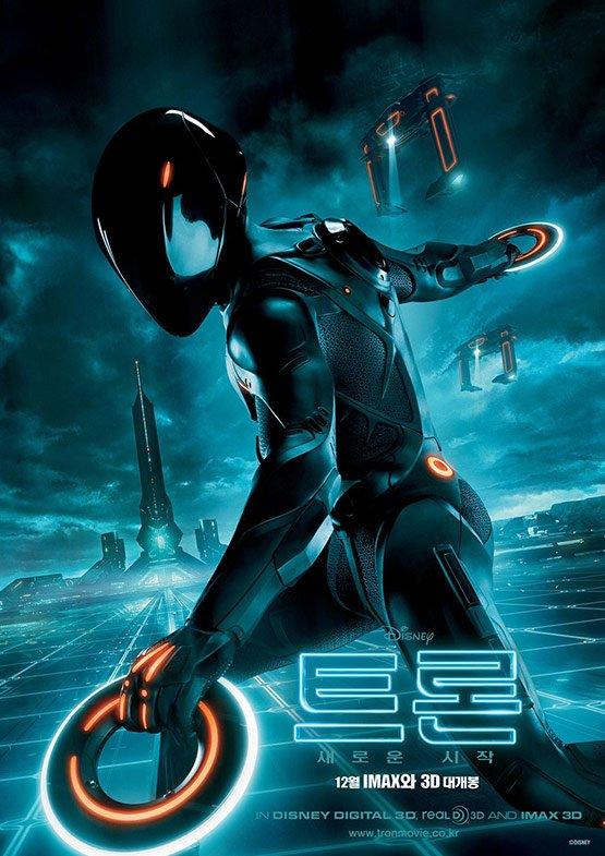 创战纪高清国语_创:战纪(Tron: Legacy)电影海报设计(2) - 设计之家
