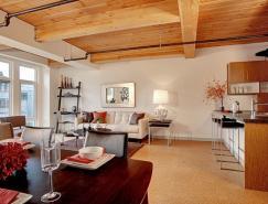西雅图一套公寓室内设计
