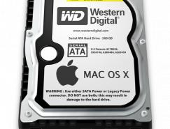 WD硬盤PNG圖標512X512