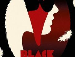 电影海报欣赏:黑天鹅
