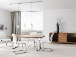 现代餐桌设计欣赏