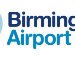 伯明翰机场更换新品牌形象