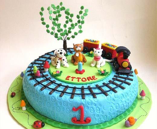 70款创意蛋糕设计(7)
