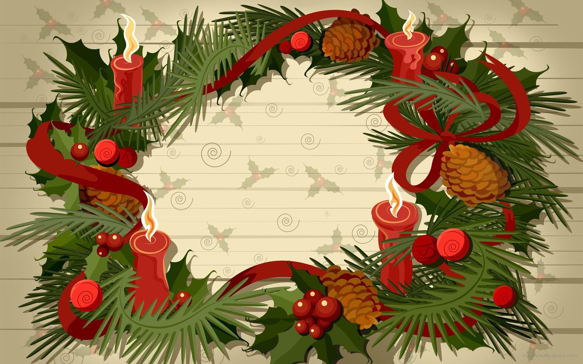 圣诞节桌面壁纸欣赏