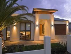 澳大利亚豪华典雅的别墅设计