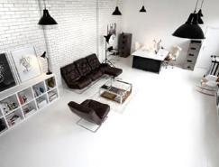 40个创意办公空间设计