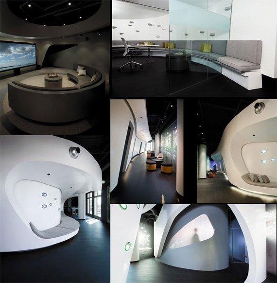 40个创意办公空间设计(2)