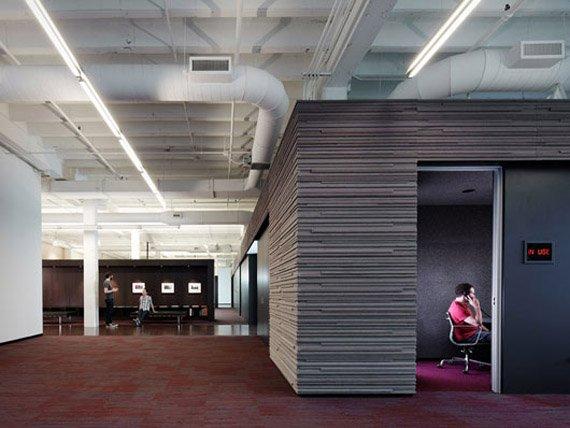 40个创意办公空间设计(5)