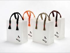 创意无极限:10款超棒购物袋设计