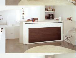 空间利用专家:意大利Clei多用途家具