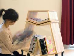 伦敦设计师KenyonYeh:〝UNIKEA〞系列家具设计