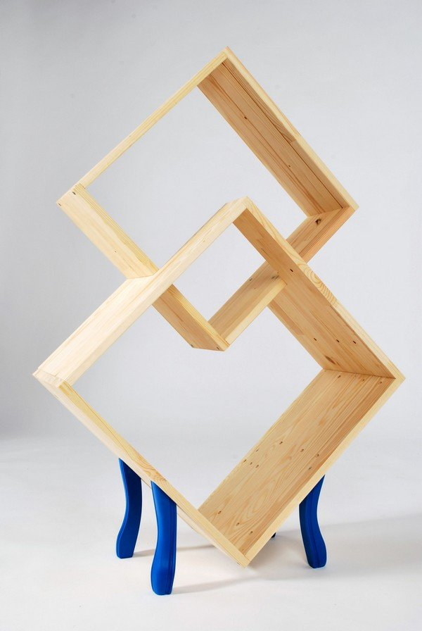 宜家沙发_伦敦设计师Kenyon Yeh:〝UNIKEA〞系列家具设计 - 设计之家