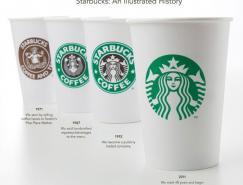 星巴克(Starbucks)新标志设计