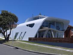 复古与现代元素的结合:Moebius住宅设计