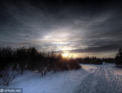 拍摄雪景时如何正确曝光