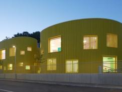 建筑欣賞:瑞典Tellus幼兒園