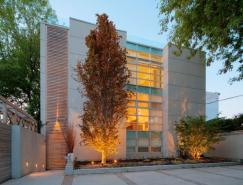 精湛的工业设计元素:现代住宅设计