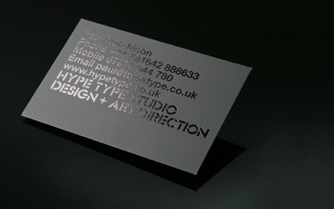 英国工作室HypeType设计作品