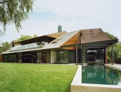 Austin湖岸住宅设计