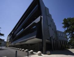 里昂建筑事务所:新南威尔士大学法律学院新大