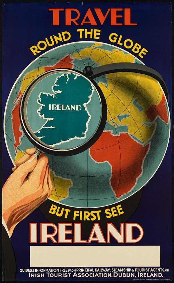 国外老式旅游海报设计(4)