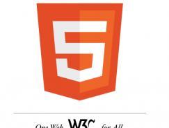 W3C发布HTML5官方Logo