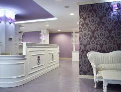 巴洛克設計風格:布加勒斯特牙科診所室內設計
