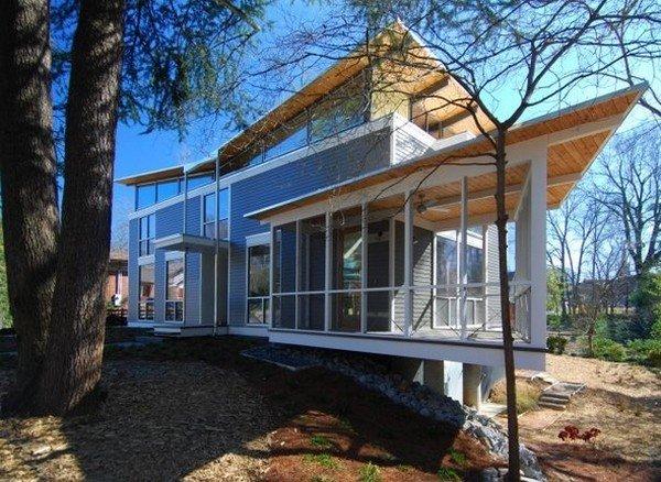 美国佐治亚RainShine住宅设计欣赏
