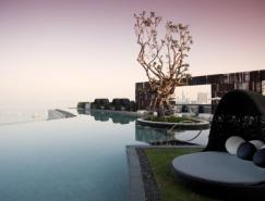TROP作品:仙境般的芭堤雅希尔顿酒店景观