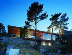 尽享挪威峡湾风光:Gunderson住宅设计